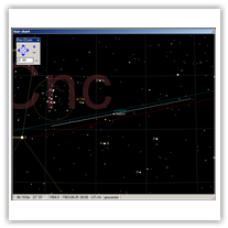 Alcyone Ephemeris: Close Jupiter-Saturn Conjunction in 1563